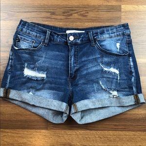 KanCan Jean Shorts